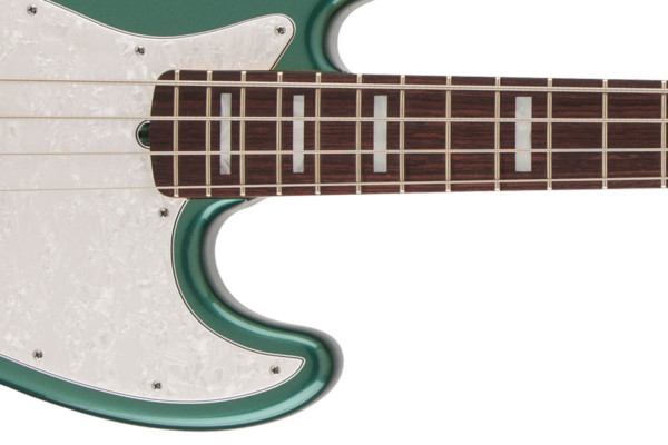 Fender Introduces Adam Clayton Signature Jazz Bass