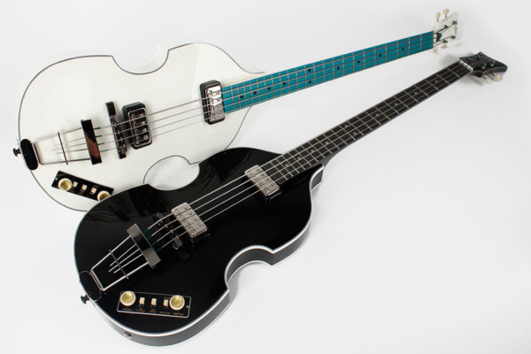 Höfner Unveils Limited Edition Eco Violin Basses