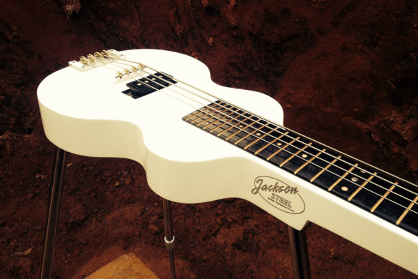 Jackson Steel Guitar Company Introduces SlideKing Bass