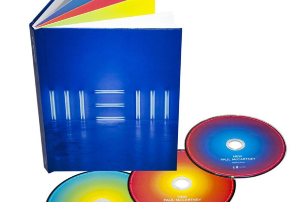 """Paul McCartney's """"New"""" Gets a New Collector's Edition"""