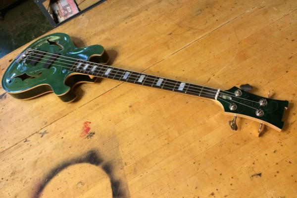Bass of the Week: Bootleg Guitars Jazz Box 4