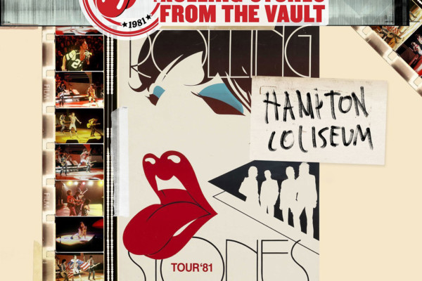 The Rolling Stones Open the Vault to Release 1981 Hampton Show