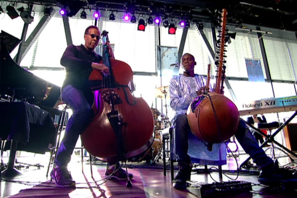 Stanley Clarke and Sidiki Diabaté: The Meeting
