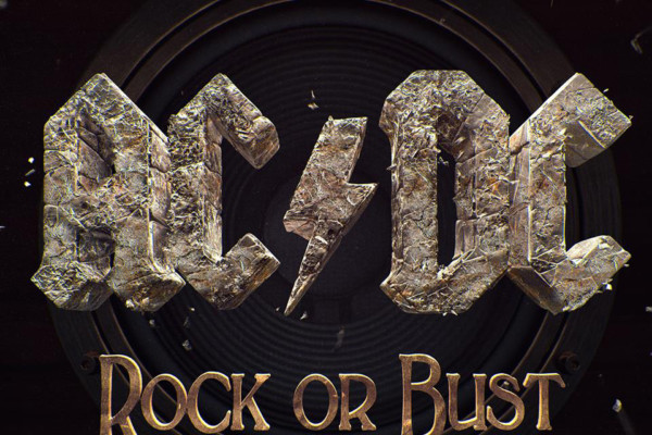 "AC/DC Keeps It Classic With ""Rock or Bust"""