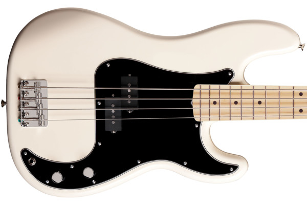 Fender Announces Dee Dee Ramone Precision Bass Guitar