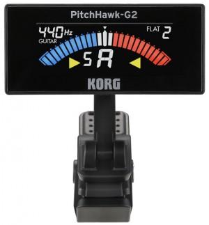 Korg PitchHawk G-2 Clip-On Tuner