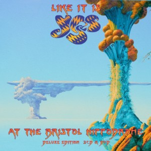 Yes Live Set Features Music From Two 1970s Albums