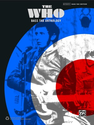 The Who — Bass TAB Anthology