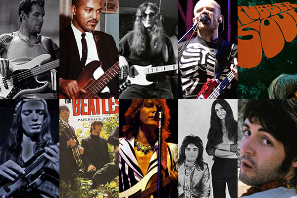 Best of 2014: The Top 10 Isolated Bass Tracks