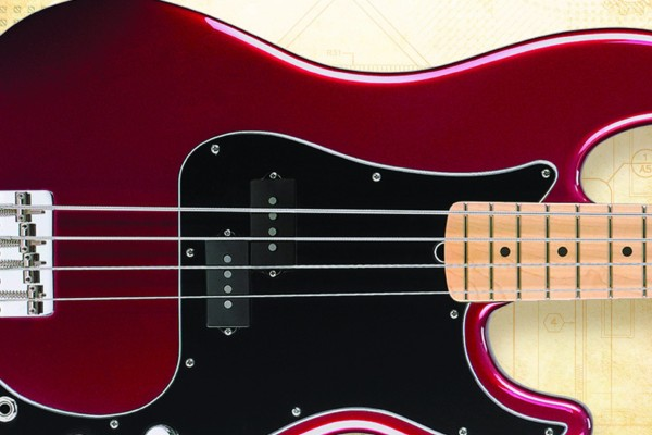"""DiY Electric Bass"" Teaches Bass In A Simple Way"