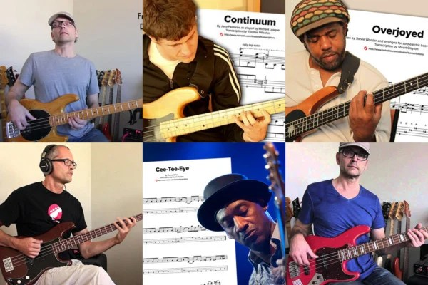 Best of 2014: The Top 10 Bass Lessons, Transcriptions and How-To's
