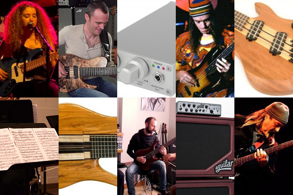 Weekly Top 10: Popular Bass Videos, New Gear, Bill Laswell Interview and More