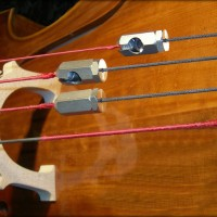 Alter Ego Tunable Tailpiece for Double Bass