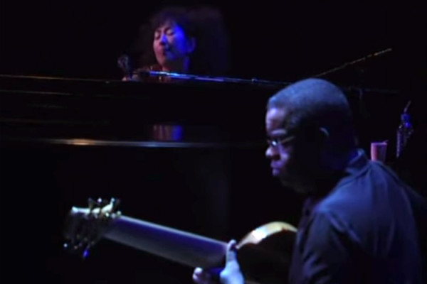 Akiko Yano with Anthony Jackson: Water Ways Flow Backward Again