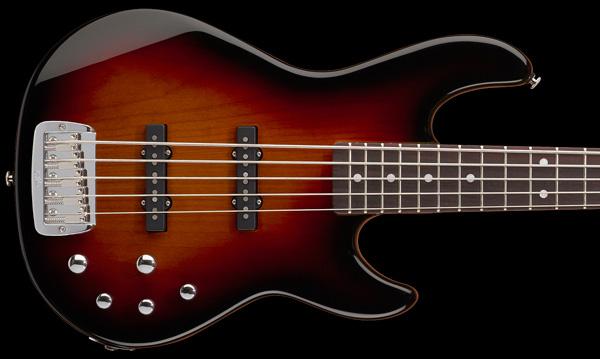 G&L Guitars Introduces MJ-5 Bass Guitar