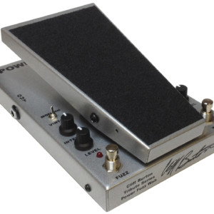 Morley Announces Cliff Burton Tribute Series Power Fuzz Wah Pedal