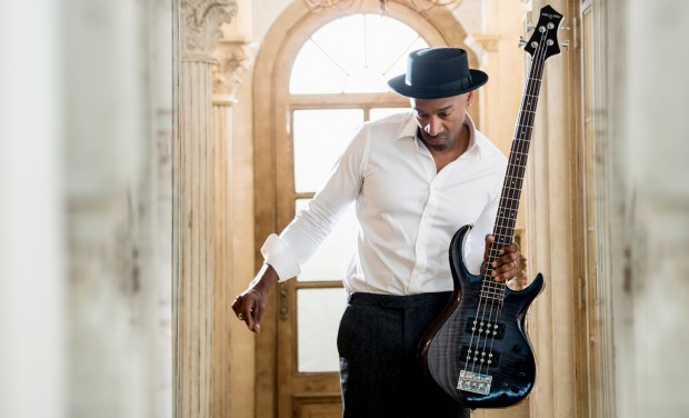 Marcus Miller with Sire M3 Signature Bass