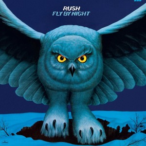 "Year's Worth of Rush Vinyl Reissues Begins with ""Fly by Night"""