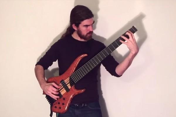 "Simon Fitzpatrick: ""Rosanna"" Solo Bass Arrangement"