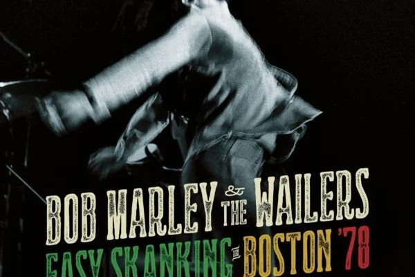 Previously Unreleased Bob Marley Show Gets Unique Release in Marley's 70th Birthday Year