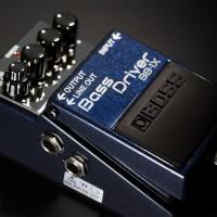 Boss Announces BB-1X Bass Driver Pedal