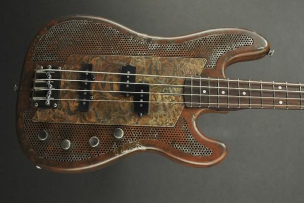 Bass of the Week: James Trussart SteelCaster Bass