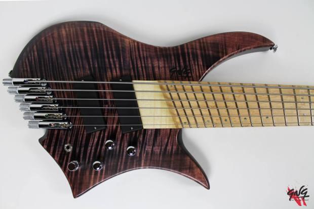 Negrini Guitars Fëanor JMS6 Body