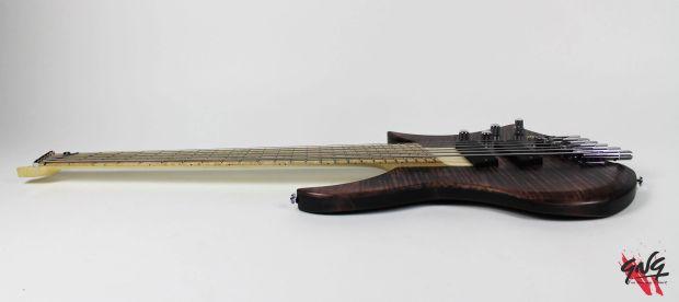 Negrini Guitars Fëanor JMS6 Flat