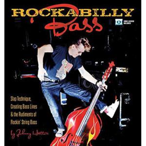 Learn Rockabilly Bass in a Book by Brian Setzer's Bassist