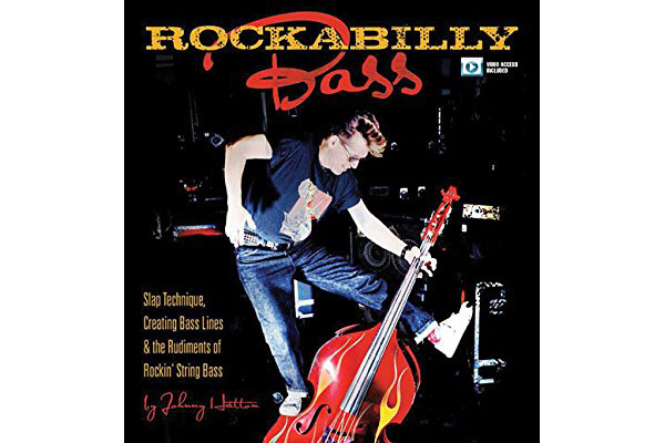 Learn Rockabilly Bass in a Book by Brian Setzer's Bassist