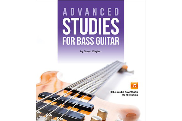 "Bassline Publishing Releases ""Advanced Studies for Bass Guitar"""