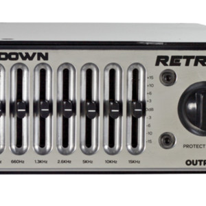 Ashdown Introduces Retroglide 800 Bass Amp
