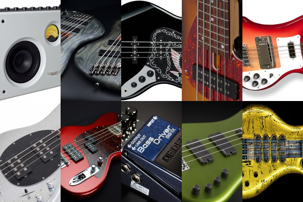 Bass Gear Roundup: The Top Gear Stories in February 2015