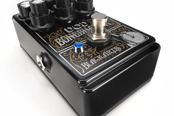 DOD Announces The Boneshaker Distortion Pedal