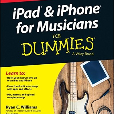 Bassist Co-authors Book on Recording with iPads and iPhones