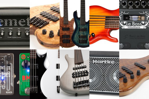 Bass Gear Roundup: The Top Gear Stories in April 2015