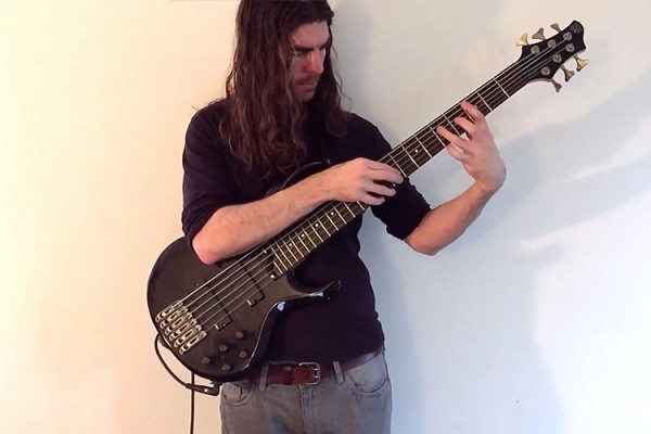 "Simon Fitzpatrick: ""Una Mattina"" for Bass Guitar"