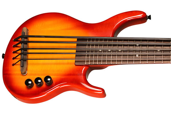 Kala Introduces 5-String Solid Body U-Bass