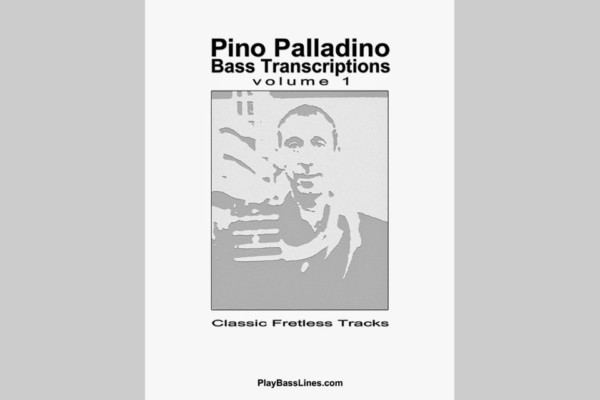 Pino Palladino Transcription Book Released