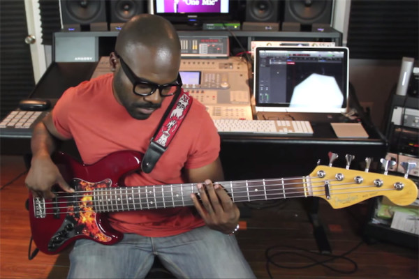 Sharay Reed: What's Going On Bass Solo