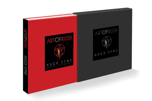 Rush To Celebrate Album Art in Upcoming Book