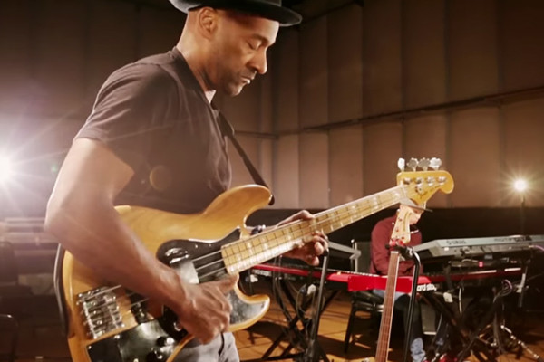 """Marcus Miller: """"Afrodeezia"""" Interview & Performance Session"""