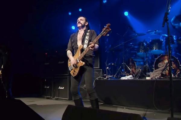 Motörhead: Ace Of Spades, Live