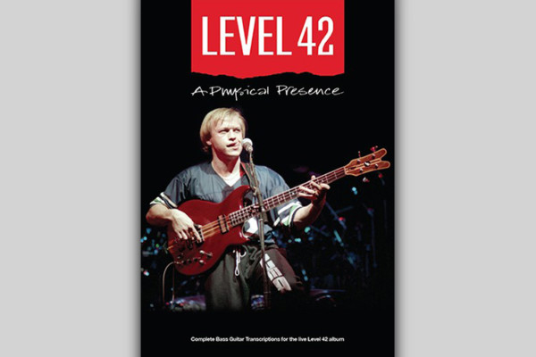 Bassline Publishing Releases Transcriptions of Level 42 Live Album