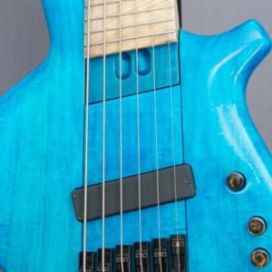 CG Lutherie Unveils UbiQ Bass Guitar