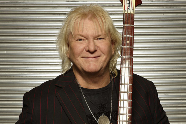 Chris Squire Diagnosed with Leukemia