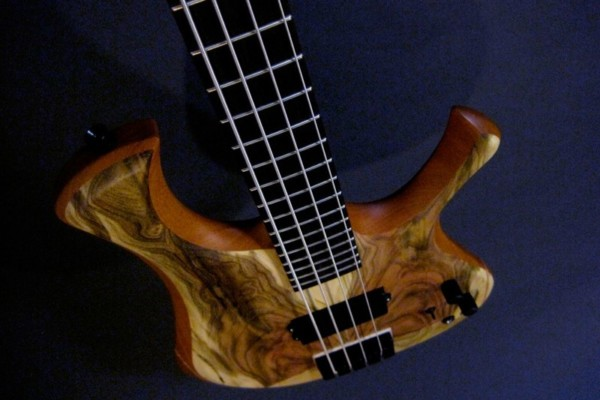 Bass of the Week: MBJ Guitars Nutsy Bass