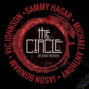 Sammy Hagar and The Circle: At Your Service