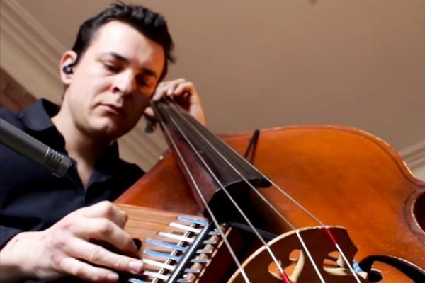 "Olivier Babaz: Bass & Kalimba Cover of ""Stairway to Heaven"""