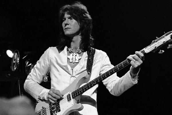 In Memoriam: Chris Squire